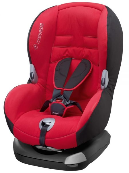 Scaun auto copii MAXI-COSI Priori XP - Deep Red
