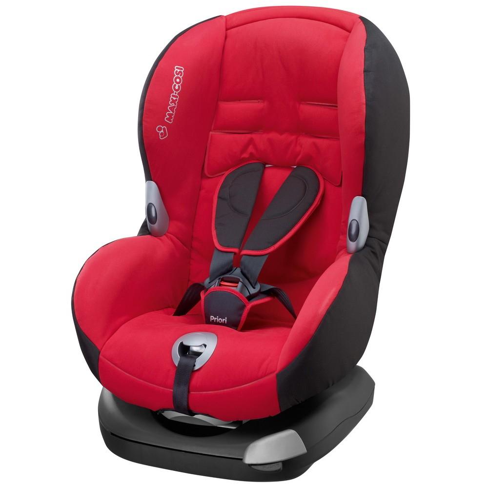 Scaun auto copii MAXI-COSI Priori XP - Deep Red