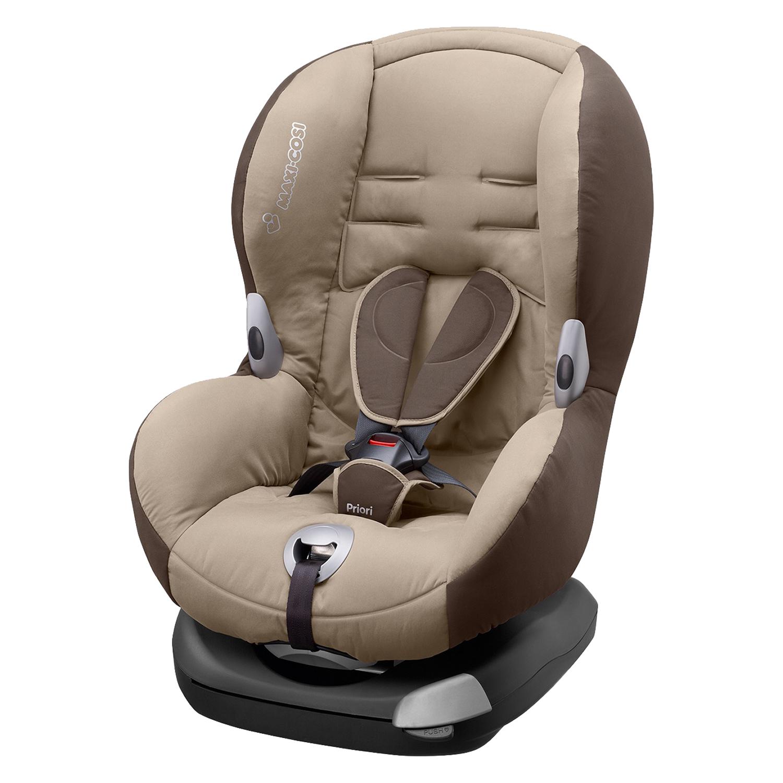 Scaun auto copii MAXI-COSI Priori XP - Walnut Brown