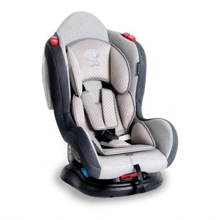 scaun auto copii gri