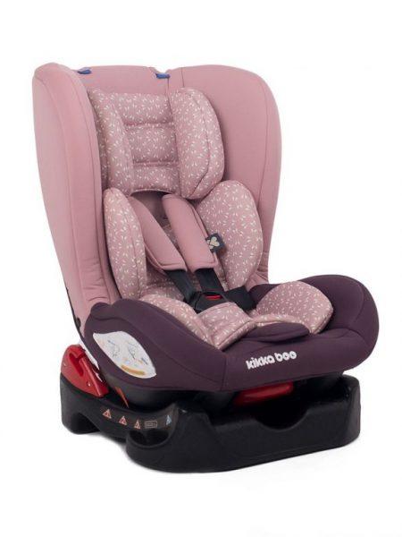 scaun auto copii culoare roz