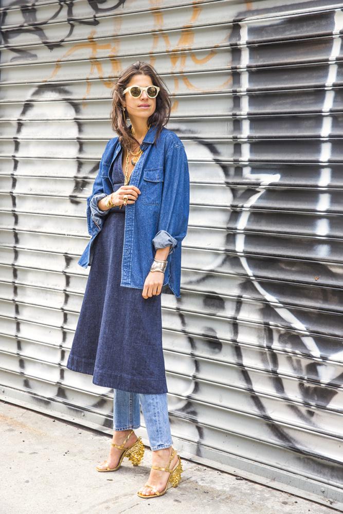 rochii de vara cu blugi