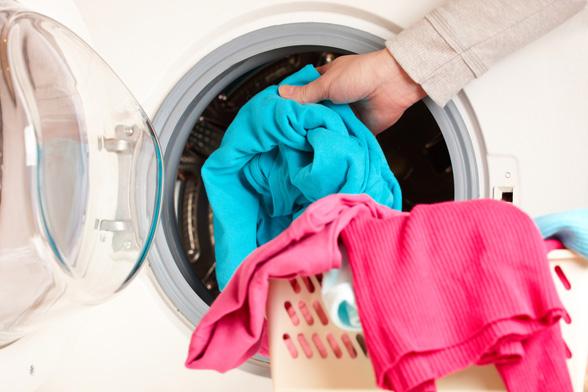 spalatul hainelor