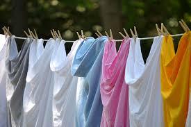 uscatul hainelor