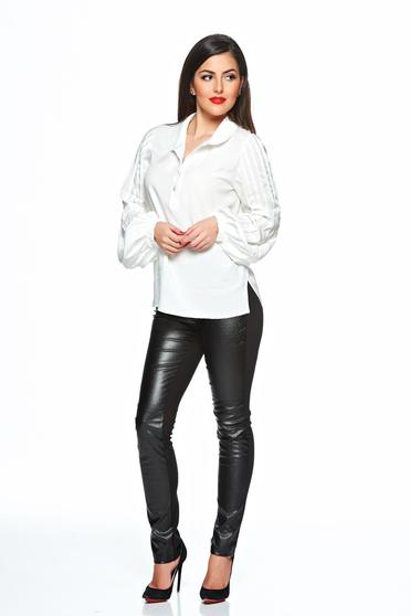 Bluza Daniella Cristea Perfectly White -