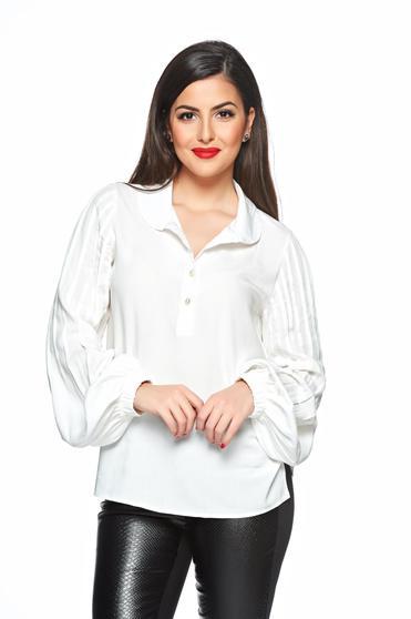 Bluza Daniella Cristea Perfectly White