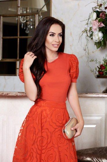 Bluza Daniella Cristea Sweet Confidence Red