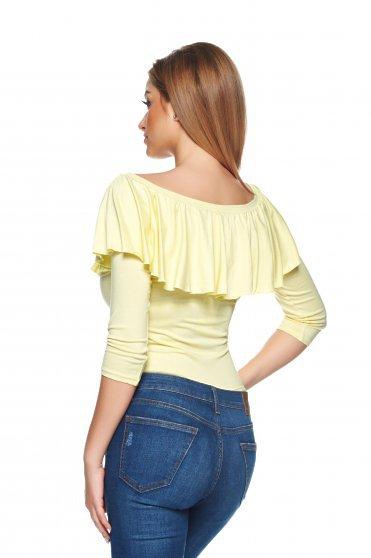 Bluza MissQ Hottie Yellow -