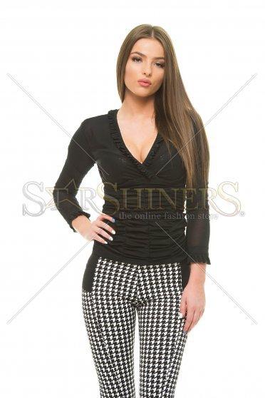 Bluza MissQ Lovely Gauge Black