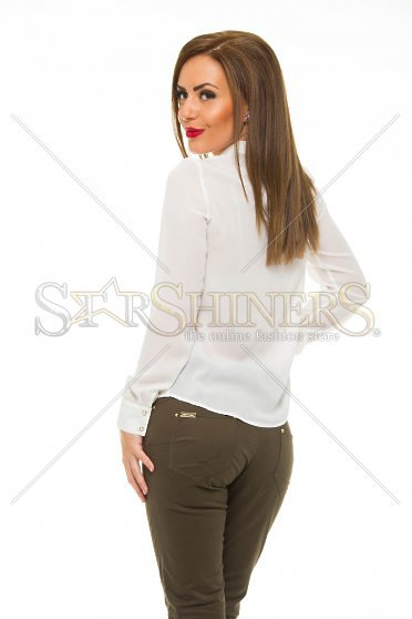 Bluza PrettyGirl Finest White -