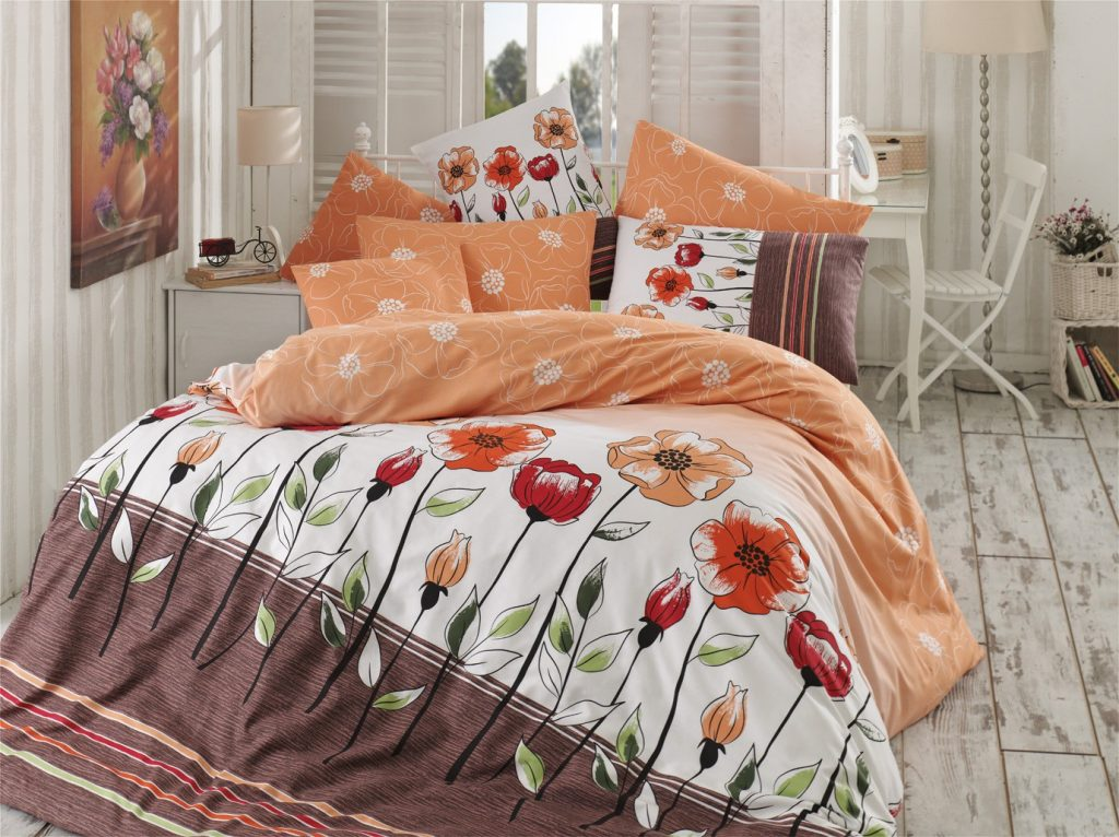 lenjerie de pat pentru primavara