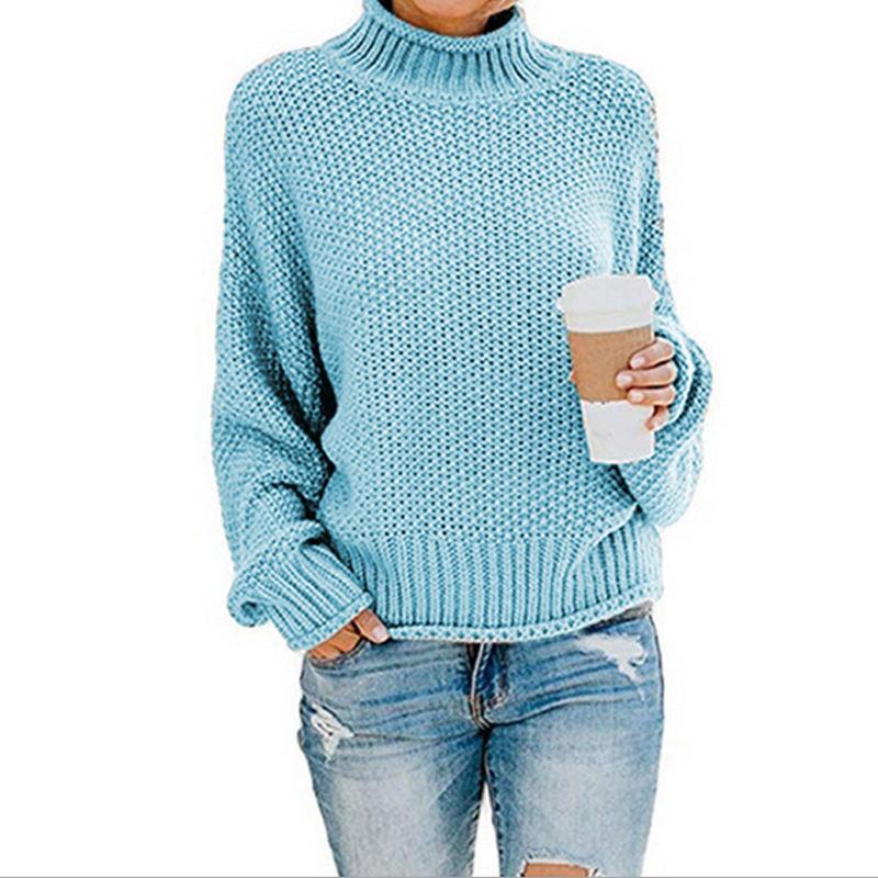 pulover multifunctional culoare uni