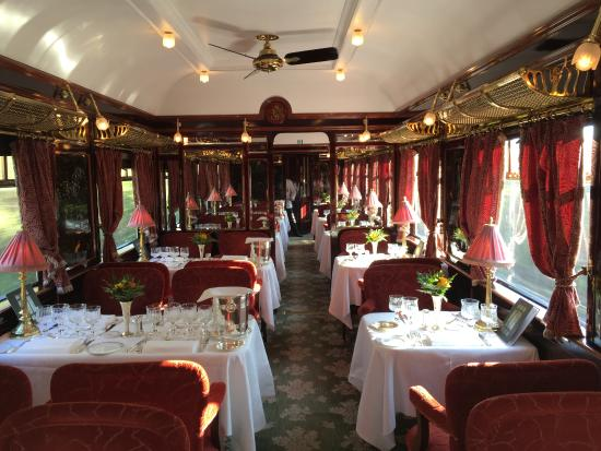 tren luxos