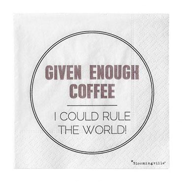 bautor de cafea