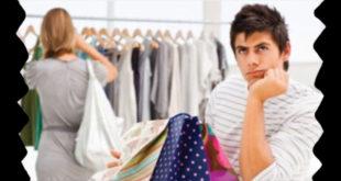 De ce sa nu-ti iei barbatul cu tine la cumparaturi? - Fashion
