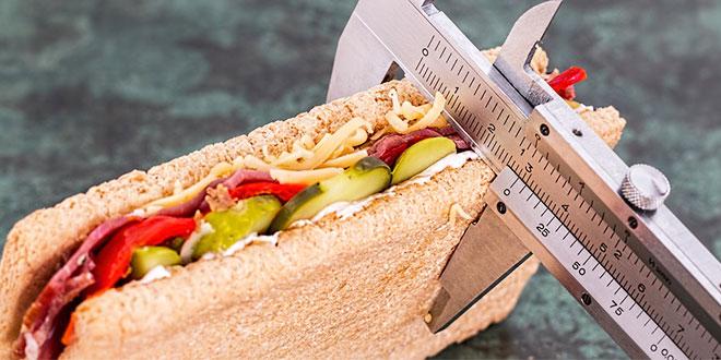 promotor al afisarii de calorii