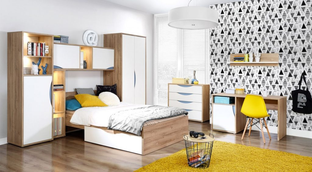 decorare dormitor fete