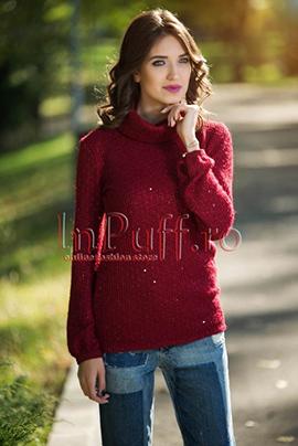 pulover in culori de toamna