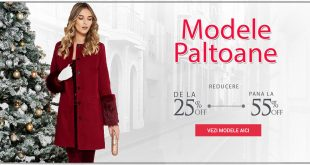 Modele Paltoane Dama 2018 - Fashion