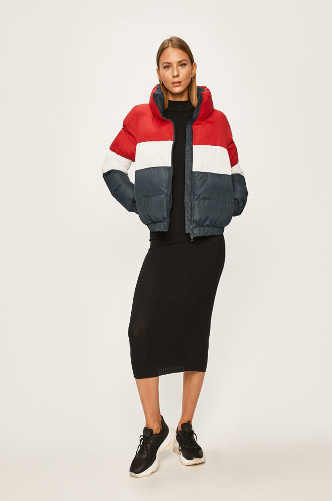 Jacheta scurta sport pentru iarna
