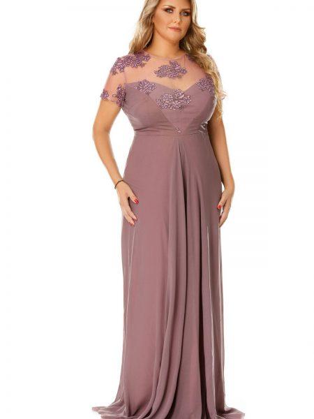 Rochie Plus Size Lia Pruna