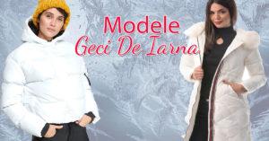 20 Modele de Geci Dama Pentru Iarna 2018-2019 - Trenduri