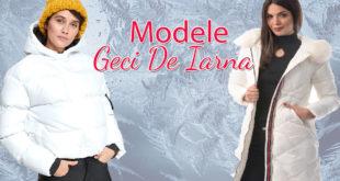 20 Modele de Geci Dama Pentru Iarna - Recomandari Online