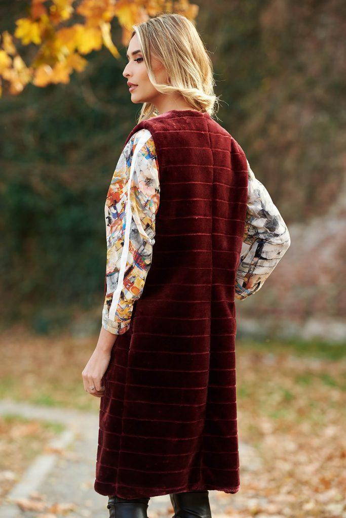 vesta de blana ecologica