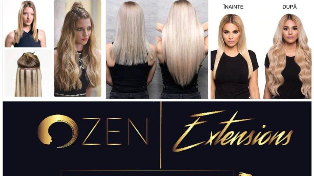 Extensiile Zen, un trend în rândul femeilor de succes!