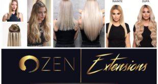 Extensiile Zen, un trend în rândul femeilor de succes! - Hairstyle