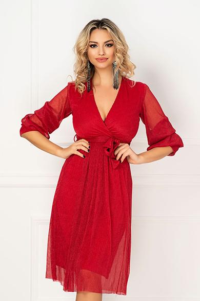 rochie-de-seara-rosie