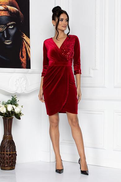 rochie-din-catidea-rosie