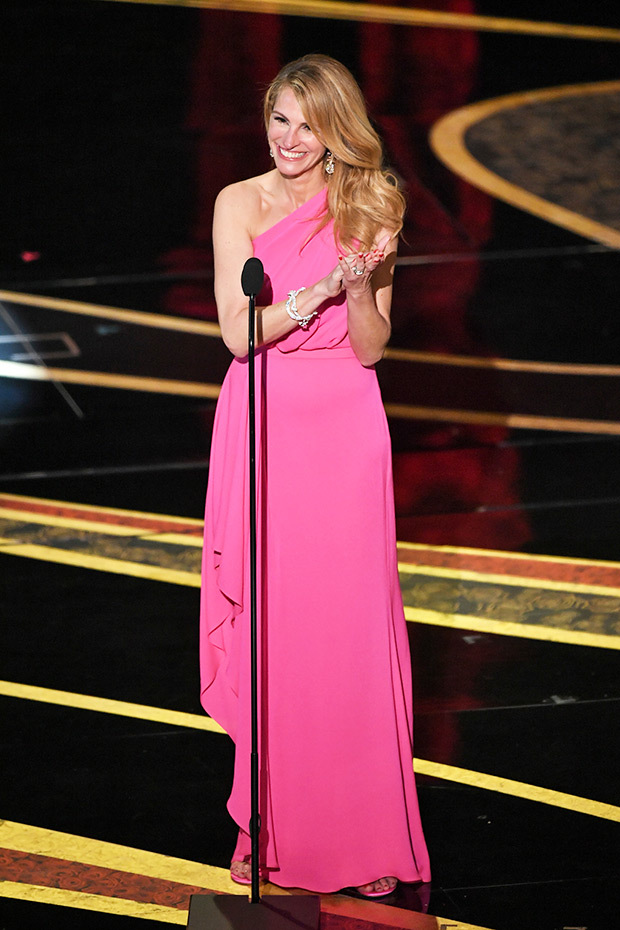 rochie roz lunga