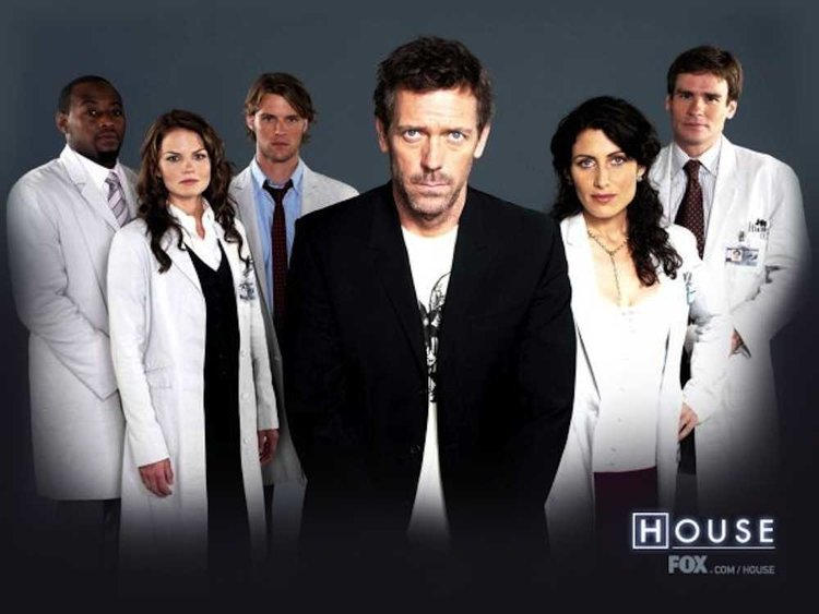 serial dr house