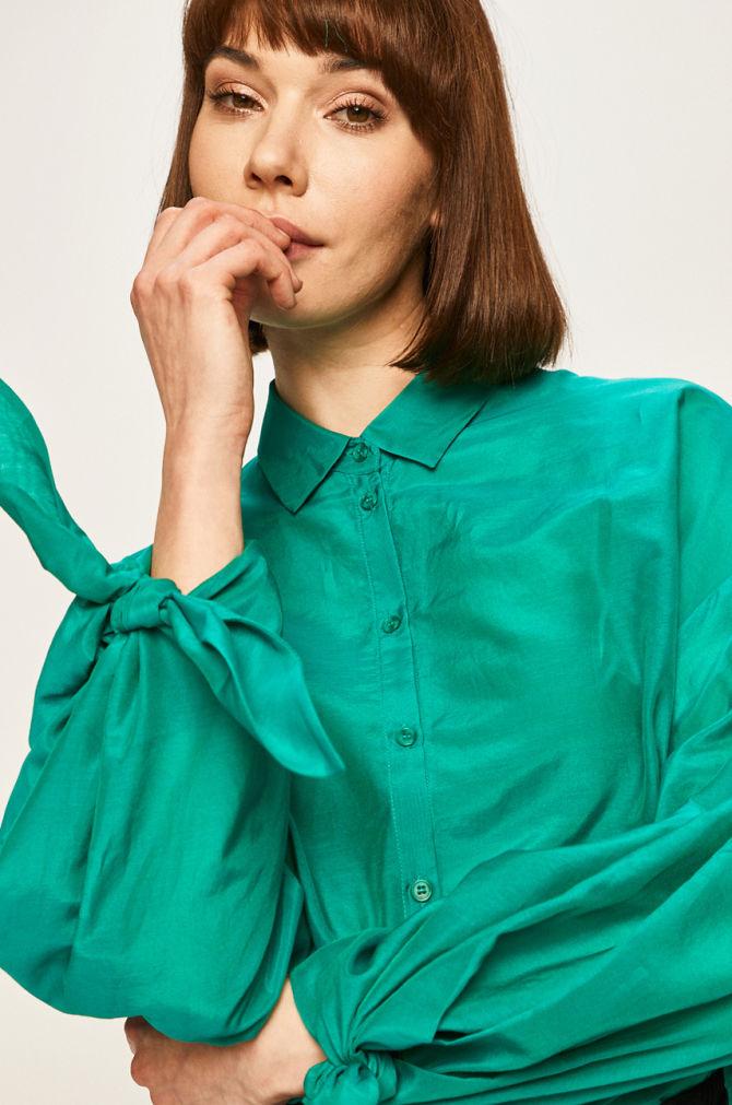 camasa verde lejera