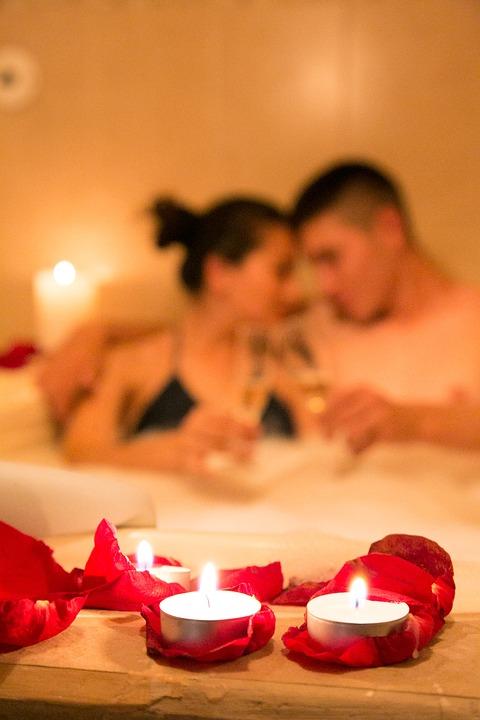 mirosuri naturale in baie zen