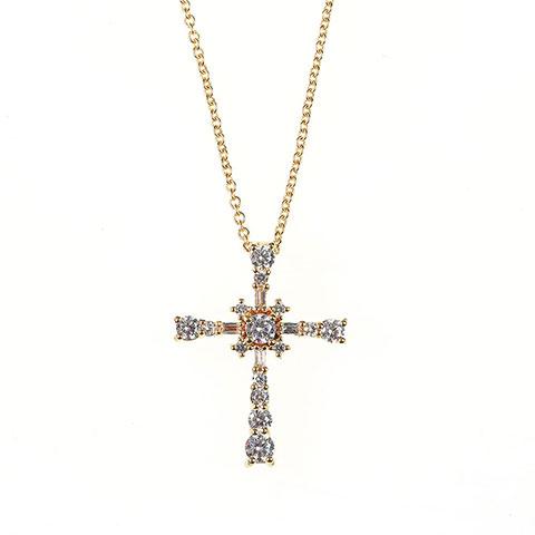 lant de aur cu cruce