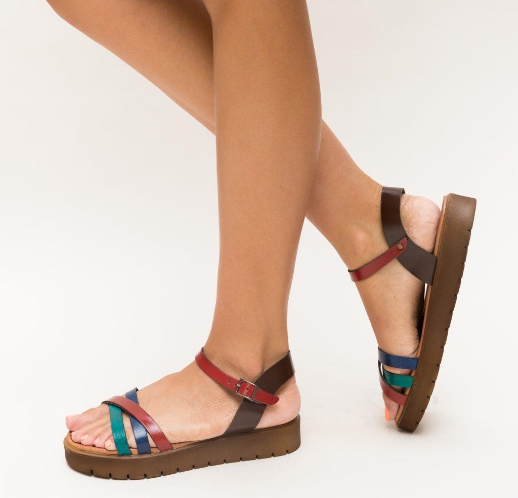 sandale simple