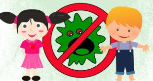 Cum spui stop virusilor printre cei mici? - Mama si Copilul