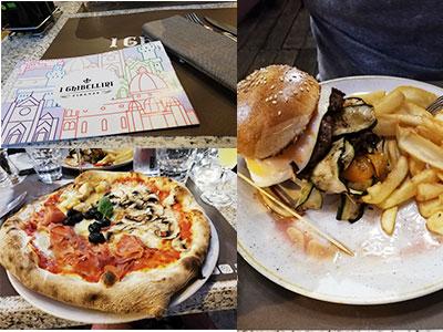 mancare restaurant in Florenta