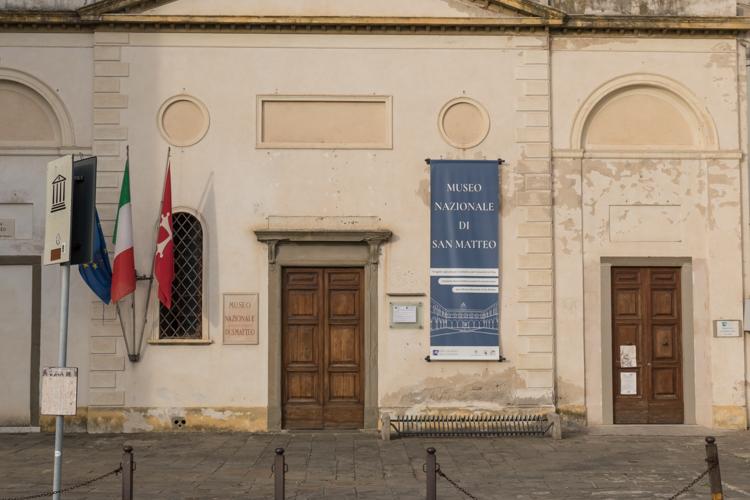 Muzeul National San Matteo pisa