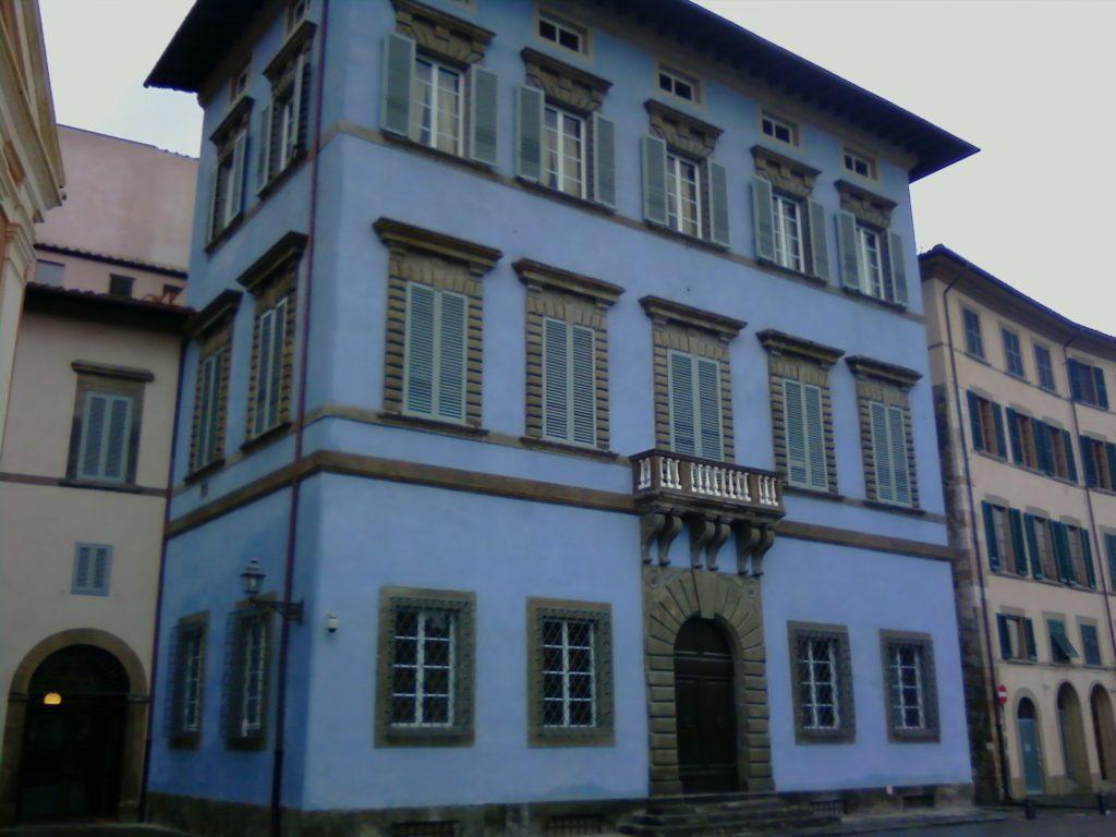 palazzo blu din pisa