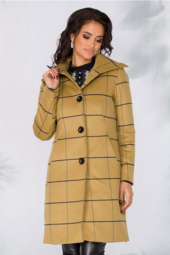 palton-clasic-camel-cu-dungi