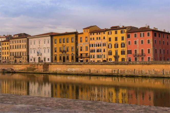 raul Arno din Pisa