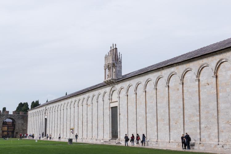 Camposanto din Pisa