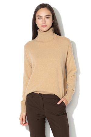pulover cu guler inalt