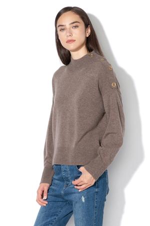 pulover pentru iarna din casmir