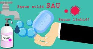 Ce alegem dintre un sapun solid si un sapun lichid? - Body & Skin