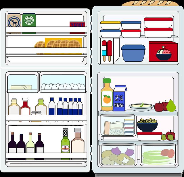 depozitare alimente