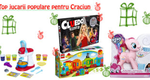Top jucarii populare pentru Craciun - Mama si Copilul